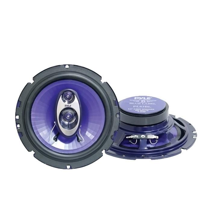 PYLE-USA-PL63BL-16-5cm-6-5-Auto-Lautsprecher-Boxen-360W-max-180W-RMS-3-Wege-TOP