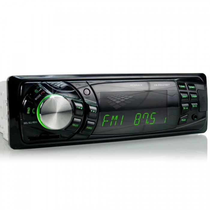 AUTORADIO-MIT-BLUETOOTH-USB-SD-SDHC-MMC-64GB-AUX-IN-RDS-1DIN-SINGLE-DIN-OHNE-CD
