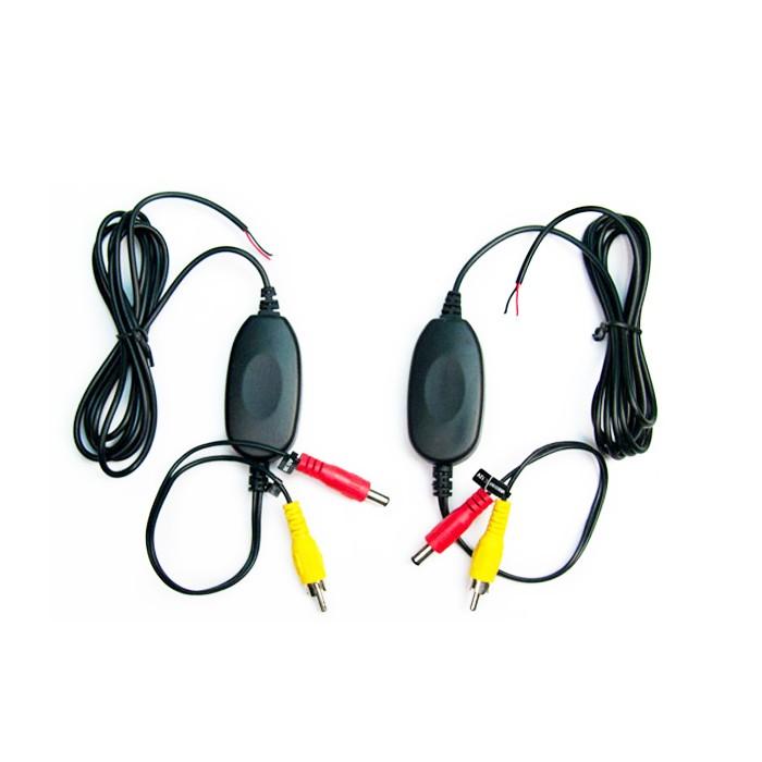 xomax xm kl001 r ckfahrkamera set funk videotransmitter. Black Bedroom Furniture Sets. Home Design Ideas